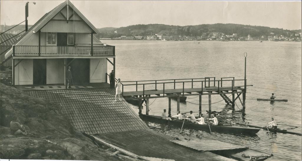 Bilde av Klubbhuset på Stub