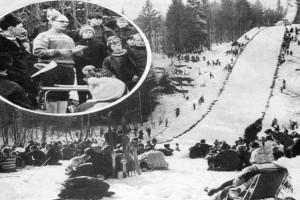 Bilde av Ski - langrenn-hopp