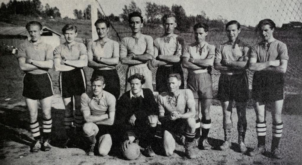 Bilde av Kretsmester 3 div 1947/48