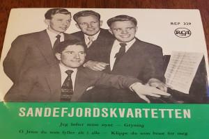 Bilde av Sandefjordskvartetten