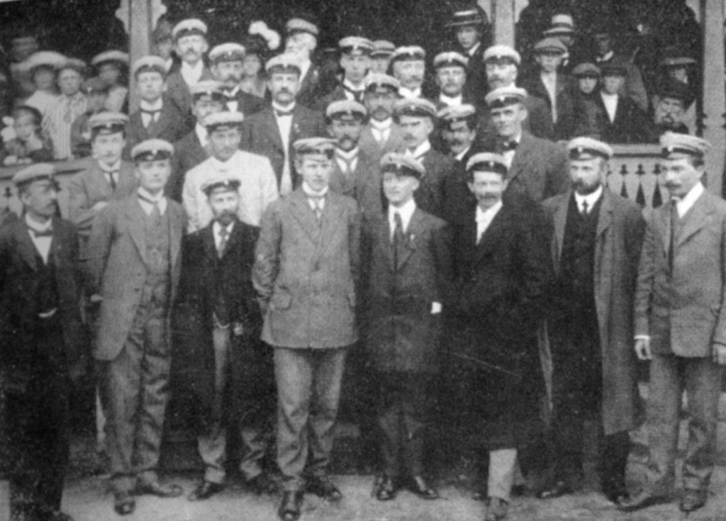 Bilde av Sankthansdagen 1919