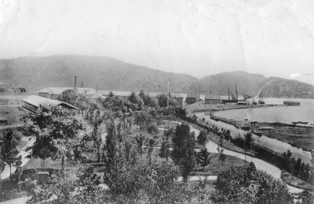 Bilde av Badet og bryggen
