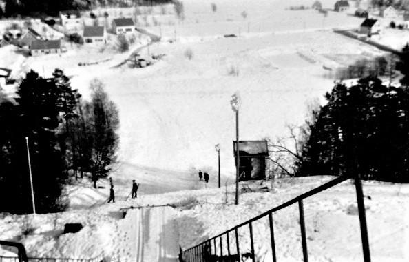 Bilde av FRILUFTSLIV OG IDRETT - SVERDSTADKOLLEN