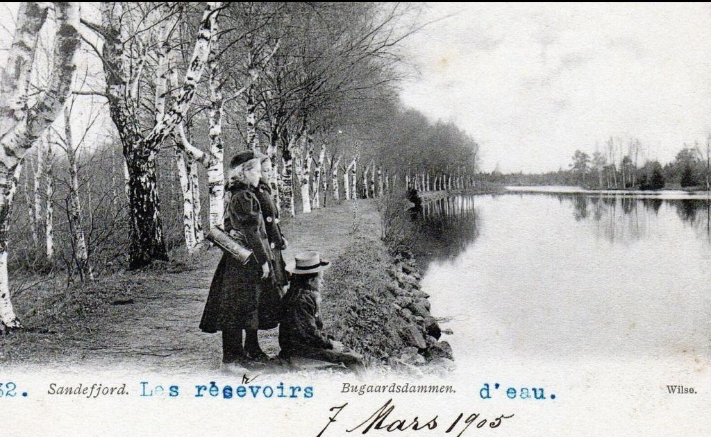 Bilde av Bugårdsparken - dammen(e)