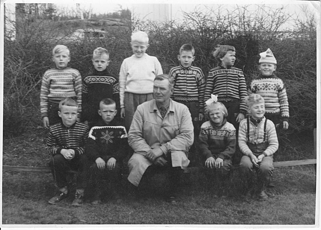 Bilde av Vaggestad Skole  1-3 klasse.