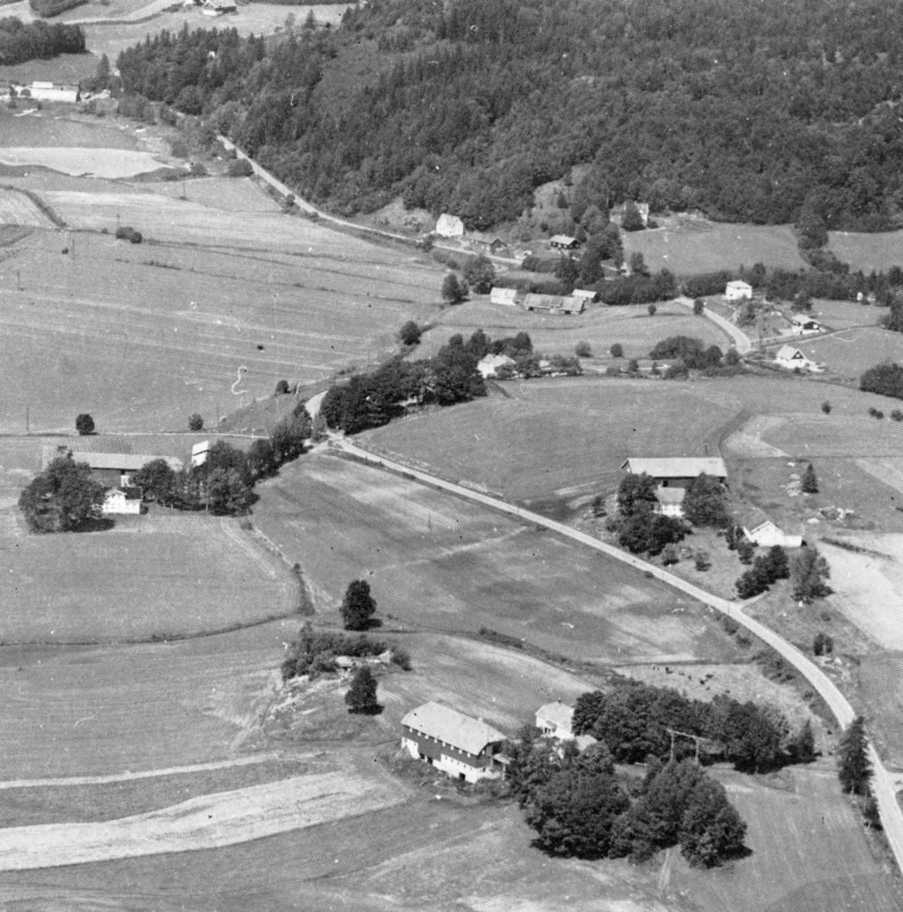 Bilde av Kodalveien - Lundeby til Svines