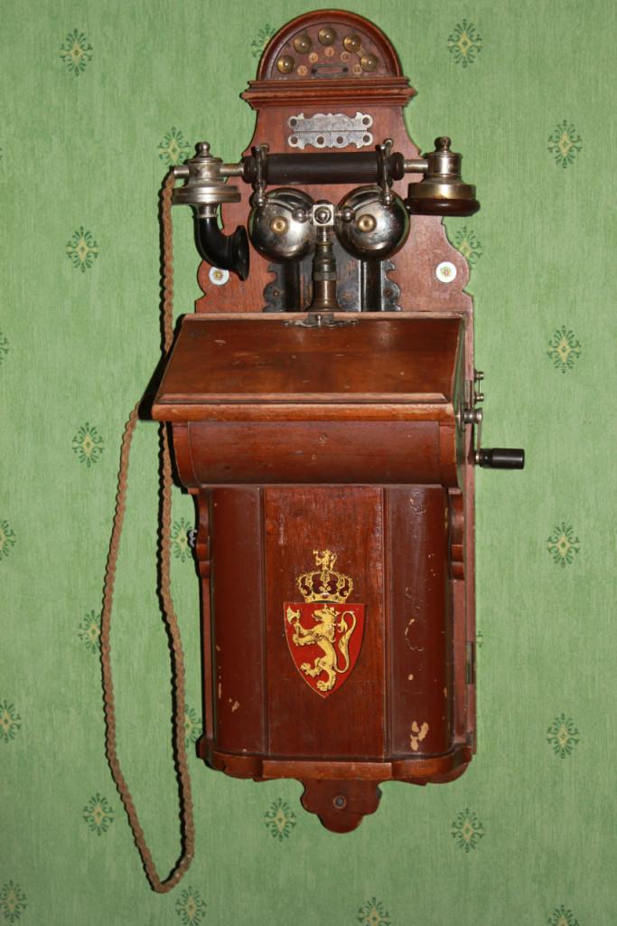 Bilde av VAGGESTAD TELEFONSENTRAL (1)