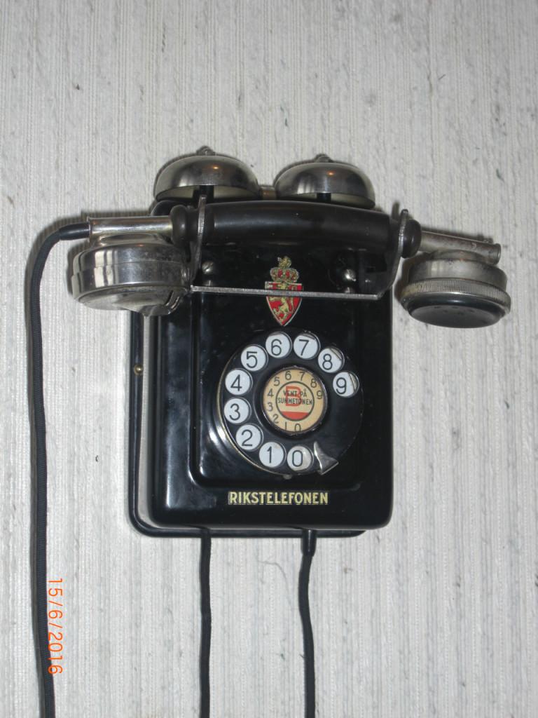Bilde av VAGGESTAD TELEFONSENTRAL (3)
