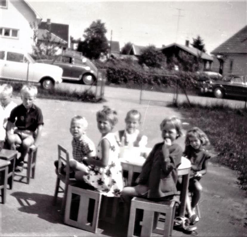 Bilde av Haukerød barnehage (Beintegata 16)
