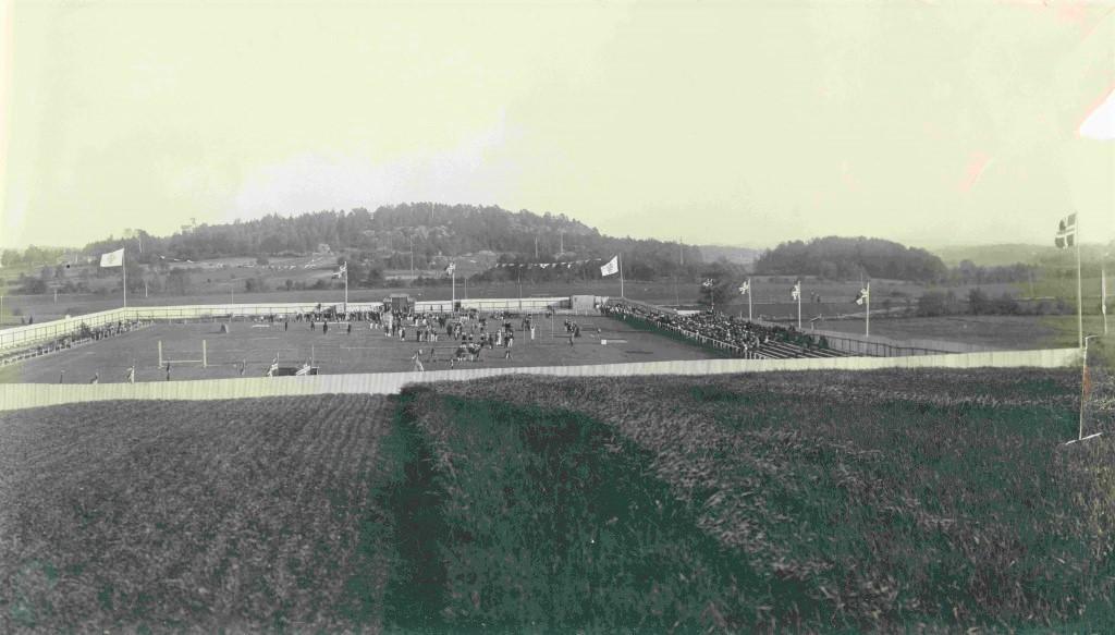 Bilde av GAMLE STADION - ÅPNING 1925
