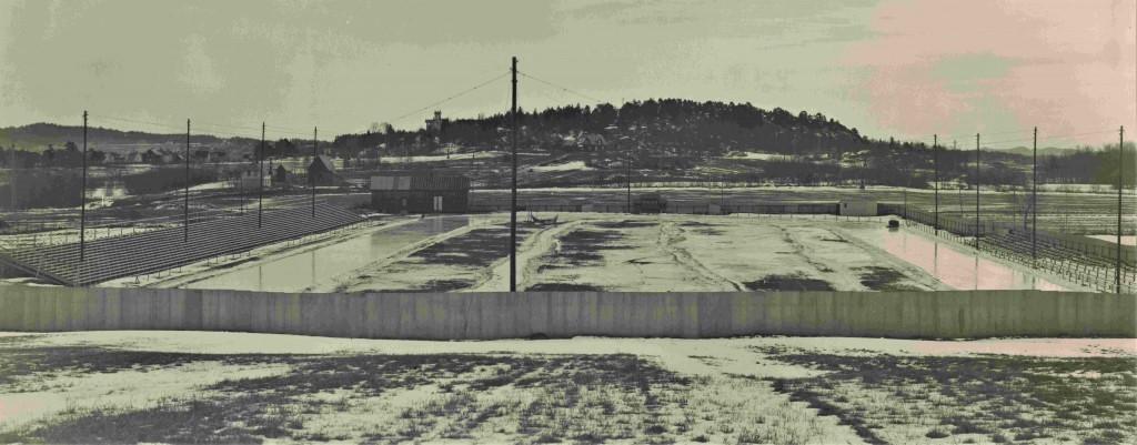 Bilde av GAMLE STADION - SKØYTER