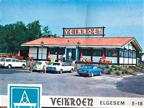 Bilde av ELGESEM - VEIKROER
