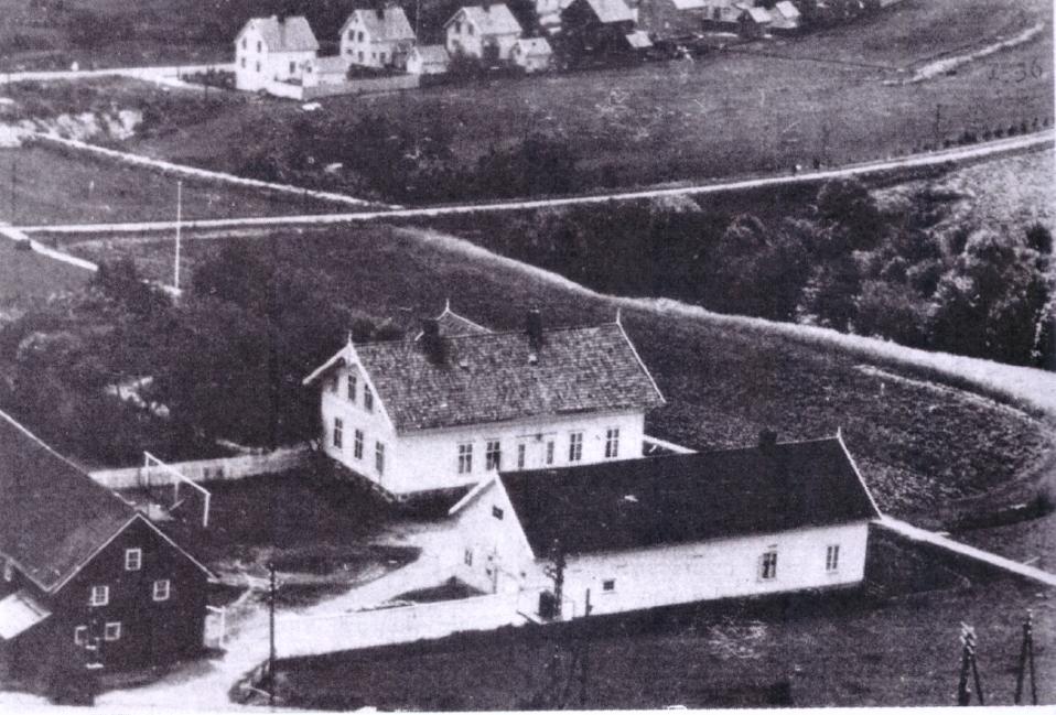 Bilde av Lunden gård/Odberg-gården - Rosshavsgate 33