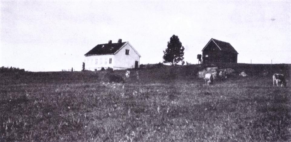 Bilde av Lunden gård/Odberg-gården