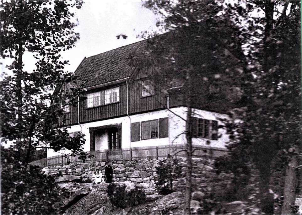 Bilde av CORNELIUSSEN-VILLAEN
