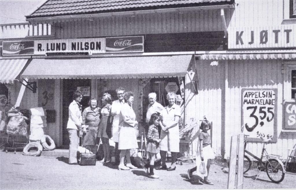 Bilde av Klavenes/Lund Nilson kolonial - Moveien 111