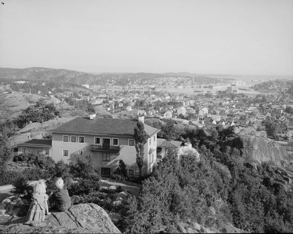 Bilde av JØRGEN JAHRES VILLA