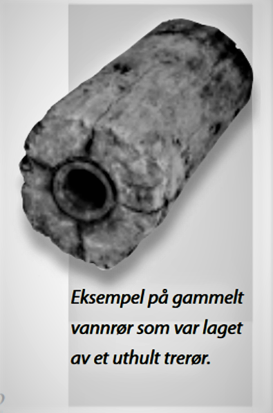 Bilde av VANN FRA BRØNNER, OLLER OG FELLES VANNPOSTER