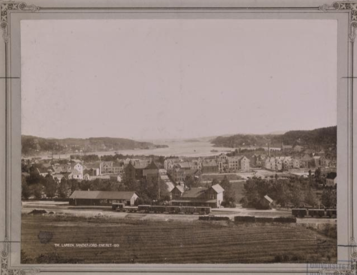 Bilde av Utsikt fra Åsen og Åsly