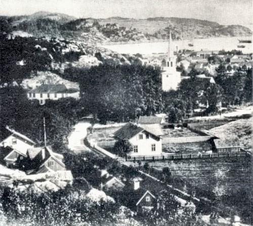 Bilde av DØLEBAKKEN - SETT FRA NORD