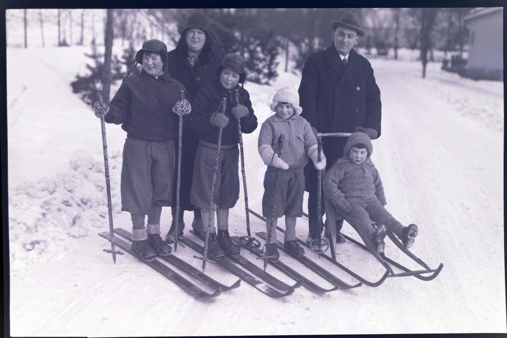 Bilde av Lahn Familien