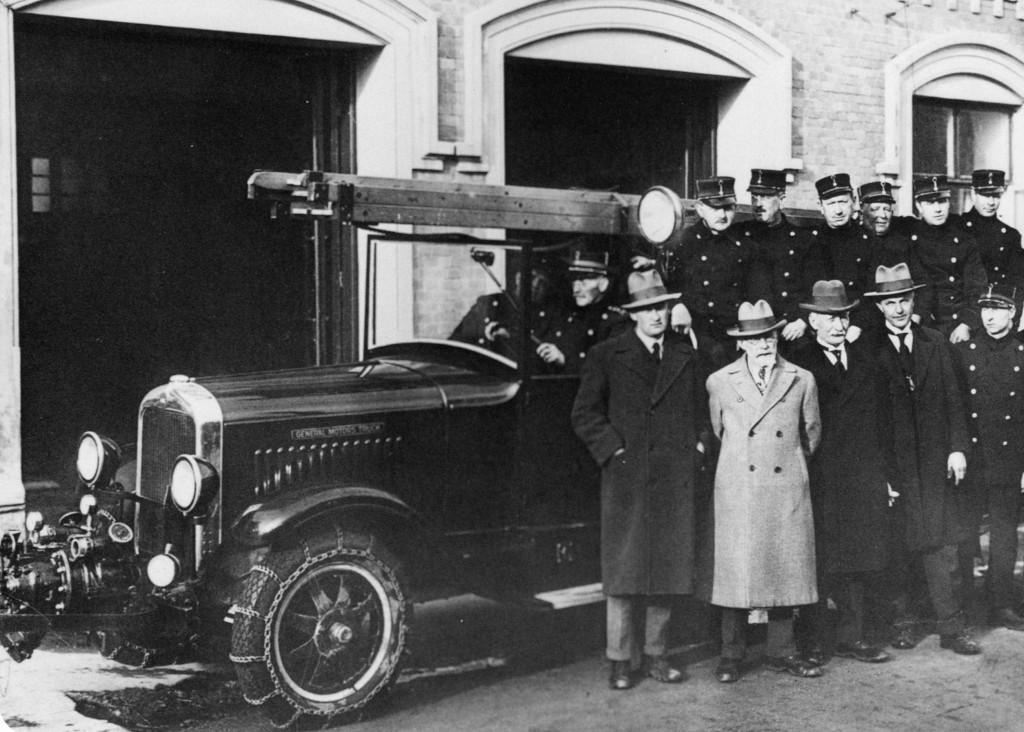 Bilde av Ny brannbil