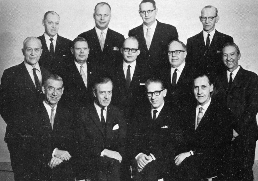 Bilde av Sandar Formannskap 1964 - 1967