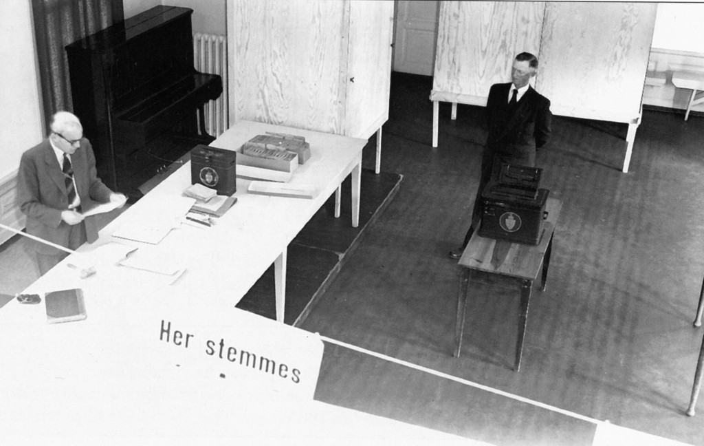 Bilde av Valg 1951