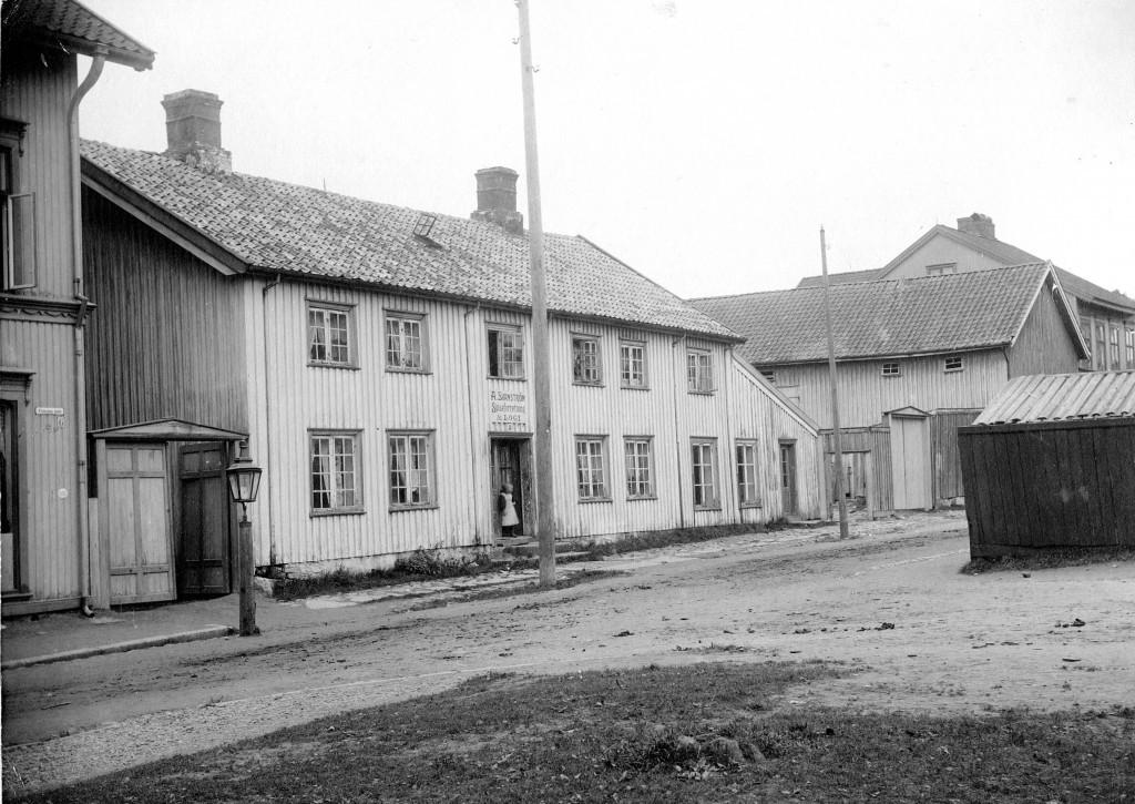 Bilde av Aagaard-gården/Prinsens gate 8