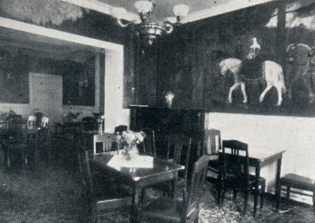 Bilde av Interiør i Kaffistova, Rådhusgata 9