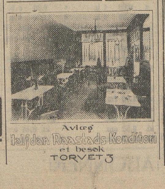Bilde av 1930 - annonse