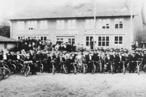 Bilde av Sandefjords andre skolebygning