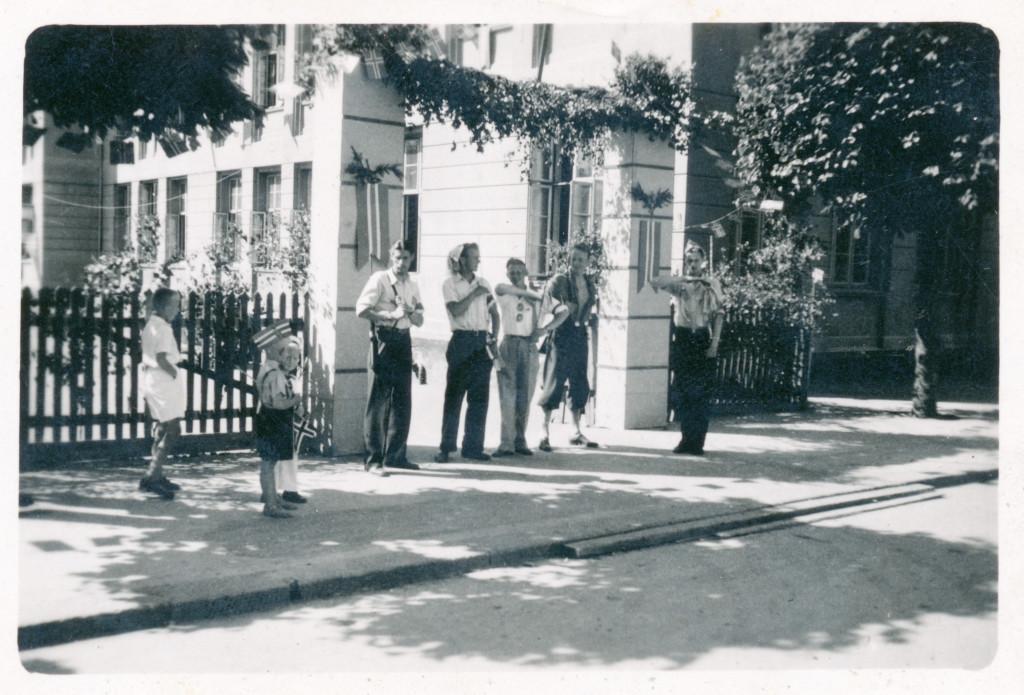 Bilde av 1945 fredsdagene