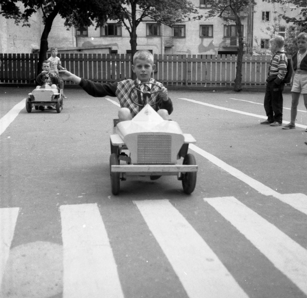Bilde av Trafikkopplæring