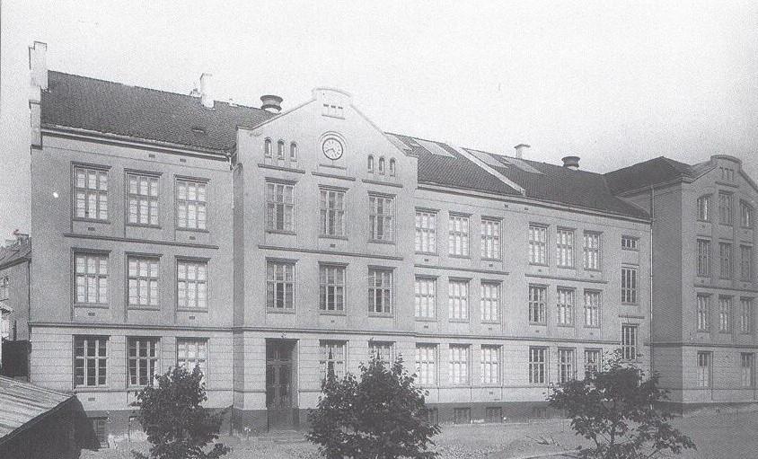 Bilde av Skolegata 4 - Byskolen 1887