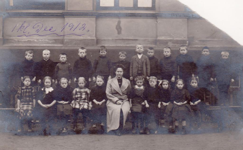 Bilde av 1912 - 1. klasse