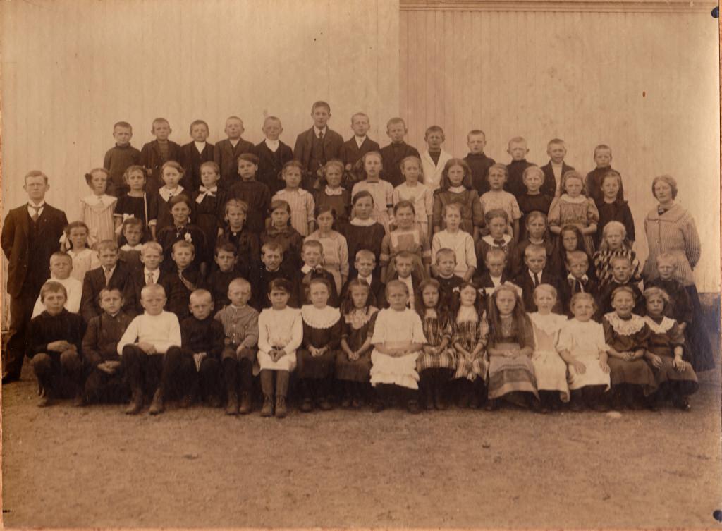 Bilde av Klassebilde fra 1911