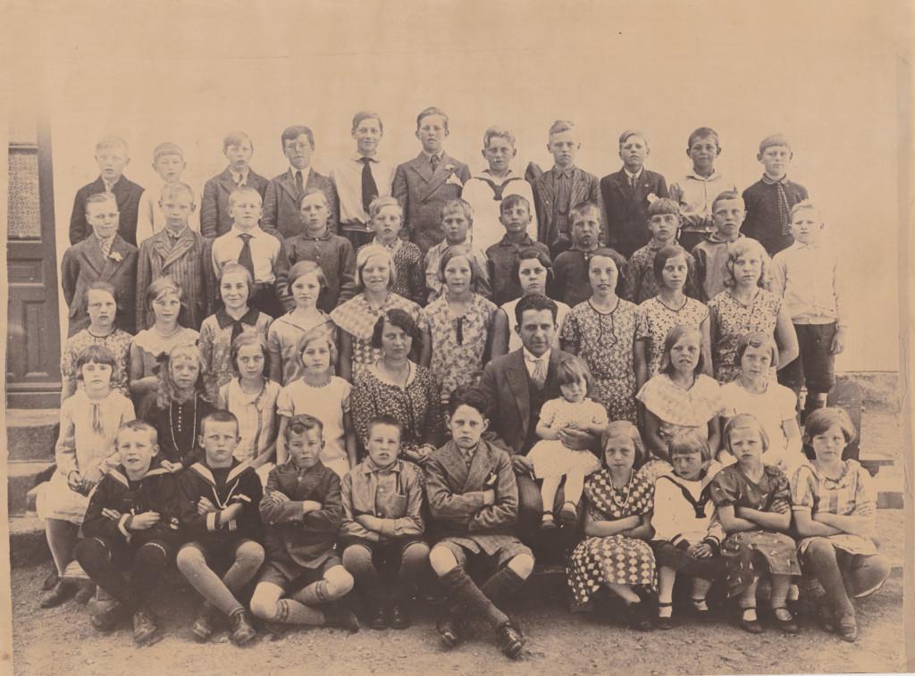 Bilde av Klassebilde 1933