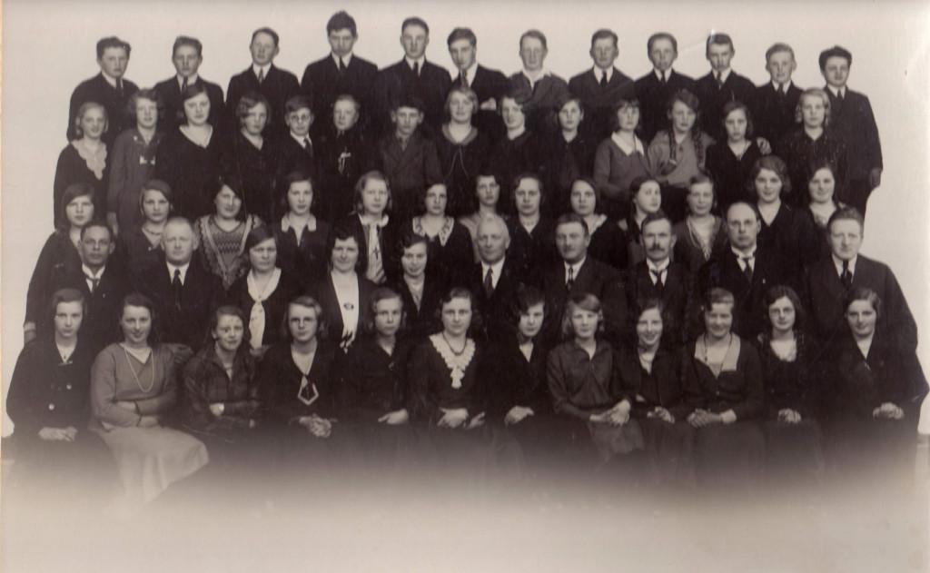 Bilde av Klassebilde 1931