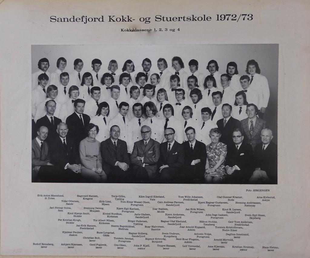 Bilde av Klasse Kokk