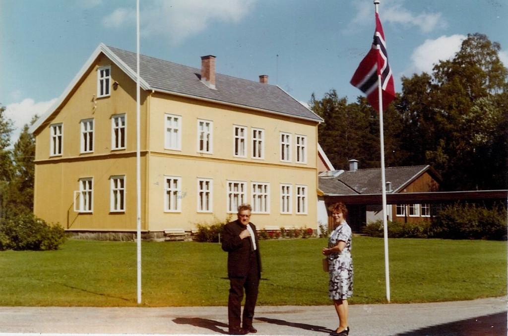 Bilde av Skiringssal Folkehøyskole.