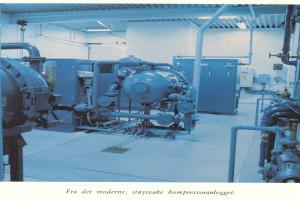 Bilde av Kompressorrommet