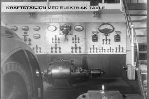 Bilde av Kraftstasjonen