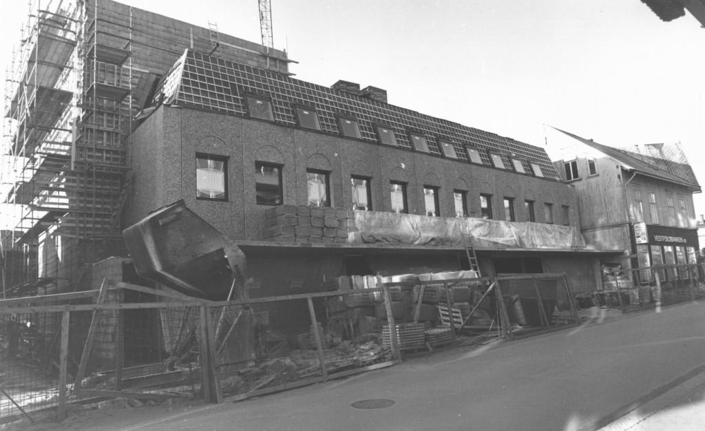 Bilde av Vestfoldbanken, Lokaler