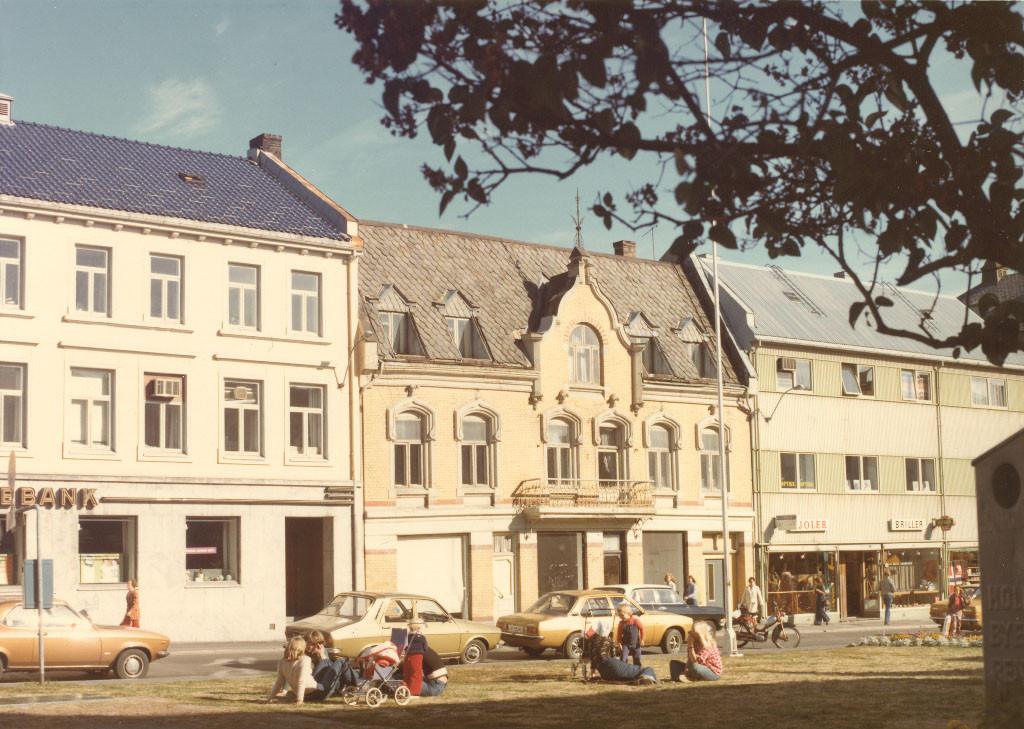 Bilde av Ertzhusgården