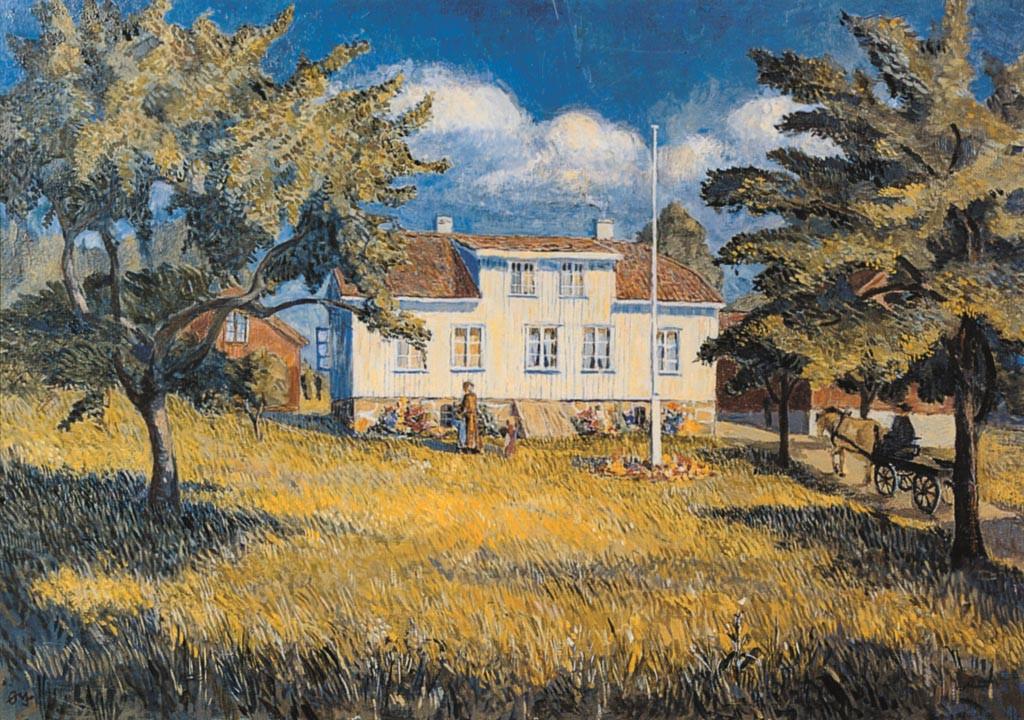 Bilde av Hotvedt gård
