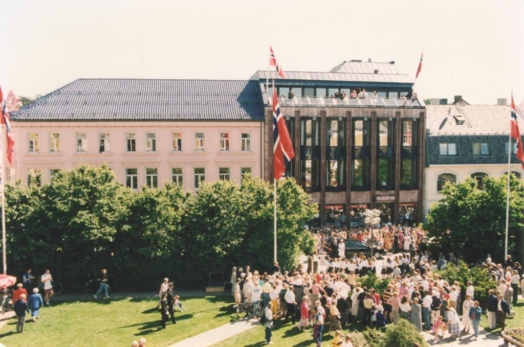 Bilde av 135 års jubileum