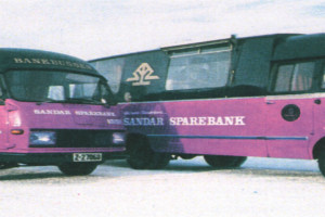 Bilde av Filialer og bankbuss