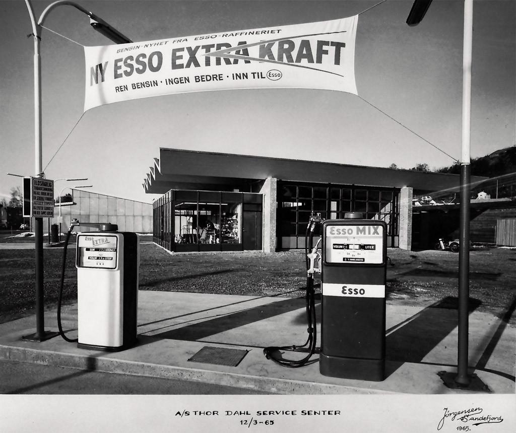 Bilde av Esso på Brygga