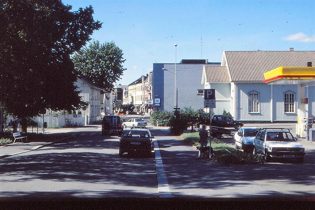 Bilde av Museumsgata Servicesenter/Rådhusgata øst